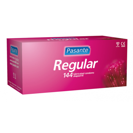 Pasante Regular Natural (144 uds)